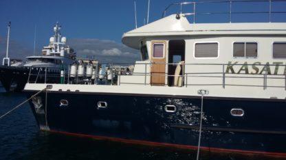 Морпорт Сочи . Фото яхты