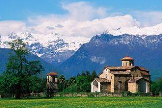 Индивидуальная экскурсия в Абхазию из Сочи