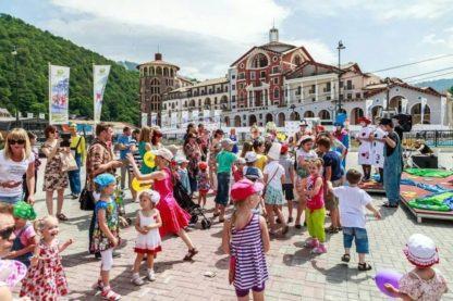 Индивидуальная экскурсия «Красная Поляна + Олимпийский парк»