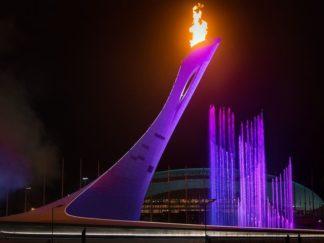 Экскурсия в Олимпийский парк из Красной Поляны