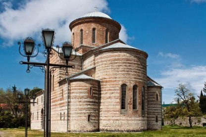 Пицундский храм. Абхазия. Фото.