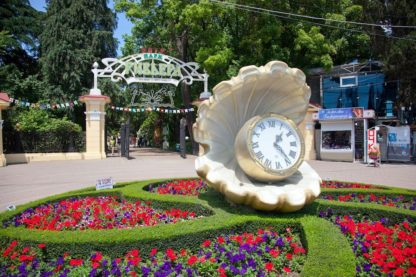 Обзорная экскурсия по Сочи из Красной Поляны