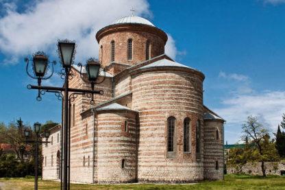 Храм в Пицунде. Экскурсия из Адлера на озеро Рица.
